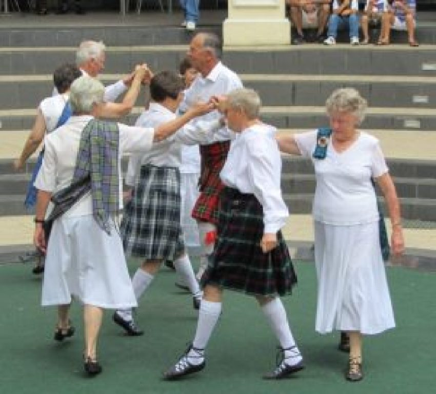 BAGPIPES BLASTING: It's time again for the Eastern Cape  Highland  Gathering, taking place at Cambridge High School.