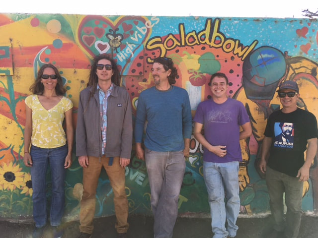 The Evapotranspirators :  Salad Bowl Tour