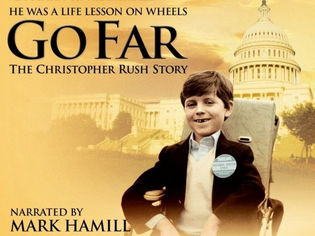 Breitbart News Interview: 'Empire' Editor Releases Faith-Based Doc 'Go Far: The Christopher Rush Story'