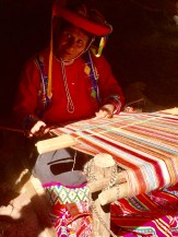 Crafts in Peru's Sacred Valley of the Inca's