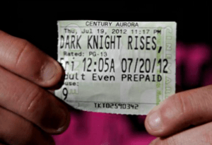 aurora century dark knight rises shooting theater stub