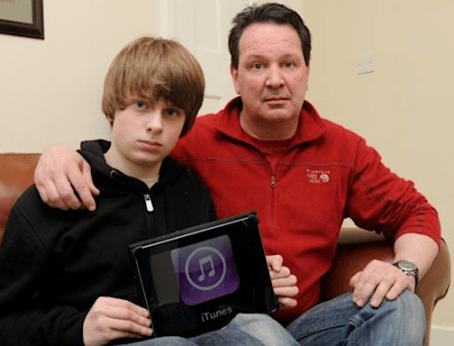 13yo accused of iTunes fraud