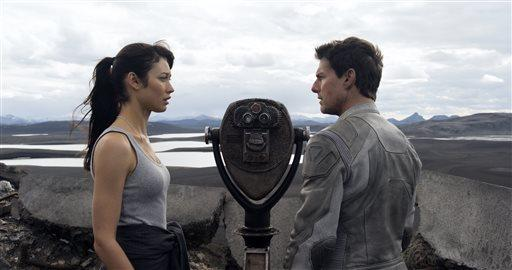 Film Review Oblivion