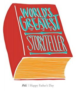 worlds greatest storyteller