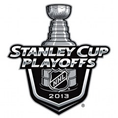NHL Stanley Cup Playoffs 2013 league logo