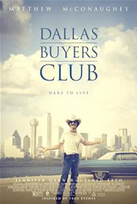 Dallas Buyers Club one sheet