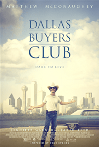 Dallas Buyers Club one sheet