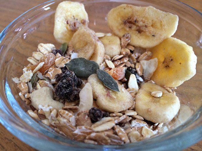 make your own granola mix custom