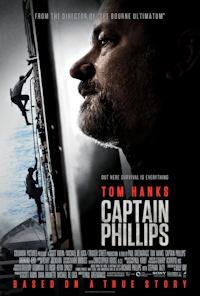 captain phillips one sheet poster