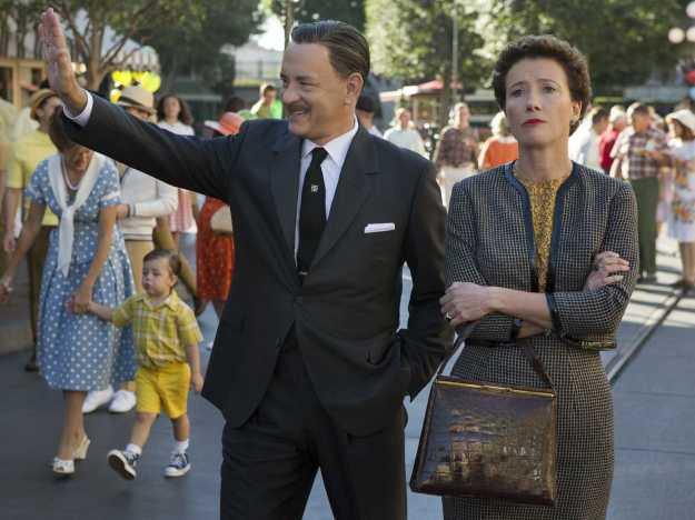 tom hanks, emma thompson, saving mr banks publicity still photo