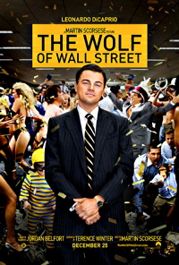 the wolf of wall street movie poster one sheet