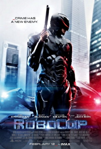 robocop movie poster one sheet
