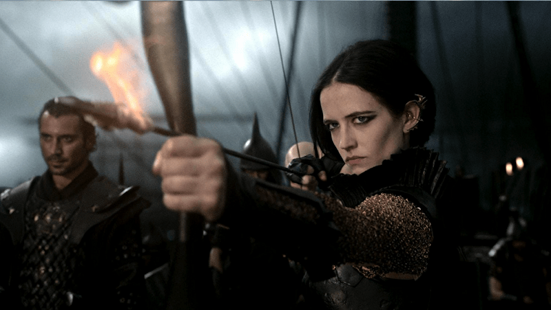 eva green from 300 rise of an empire