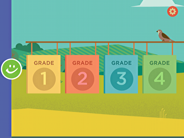 pick a grade level before you start critter cruise