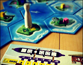 Tahiti, from Minion Games -- Best board games for smart kids children