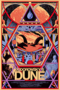 Jodorowsky's Dune: One Sheet