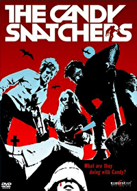 The Candy Snatchers 1973 one sheet poster