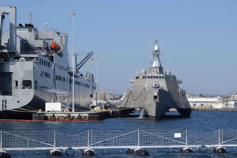 USS Coronado, san diego, ca