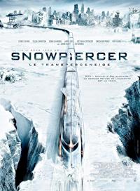 snowpiercer one sheet poster