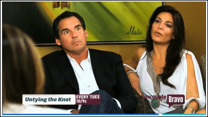 """A couple """"shocked"""" over the recommendation on how to split their stuff on Untying the Knot on Bravo"""