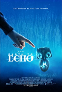 Earth to Echo movie poster film one sheet