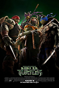 tmnt teenage mutant ninja turtles 2014 one sheet poster