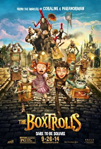 the boxtrolls movie poster one sheet