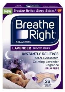 breathe right lavender
