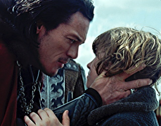 how far would you go to protect your son / luke evans in dracula untold