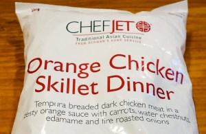 orange chicken skillet dinner chefjet schwans