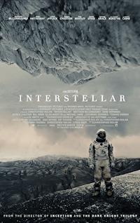 interstellar one sheet poster movie