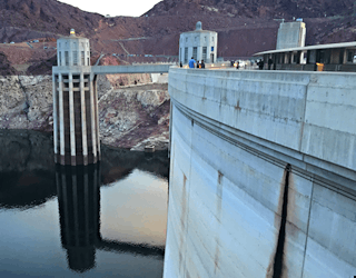 Our Dam Interesting Visit to Hoover Dam from GoFatherhood®