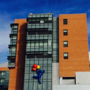 children's hospital exterior