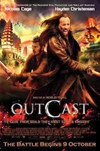 outcast movie 2015 nic cage hayden christensen poster one sheet
