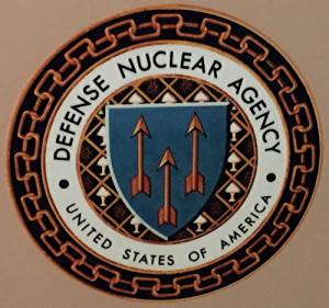 defense nuclear agency logo