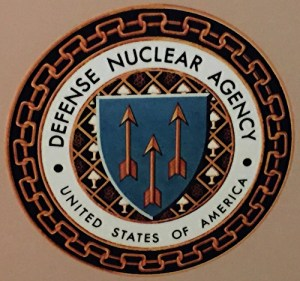 defense nuclear agency logo