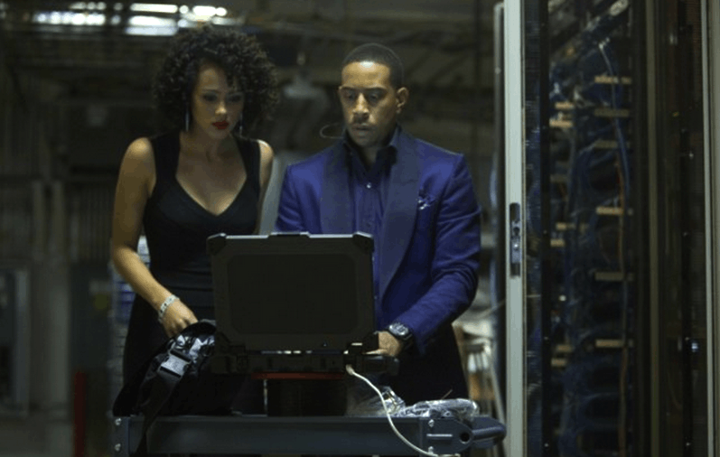 luacris and nathalie emmanuel furious 7