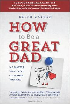how to be a great dad book