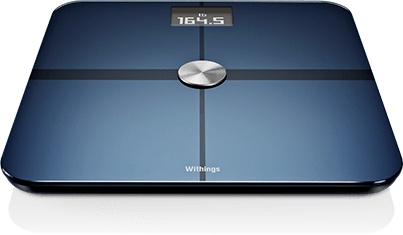 withings smart body analyzer scale