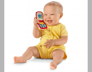 children, cell phones and safety. does it come down to modeling?