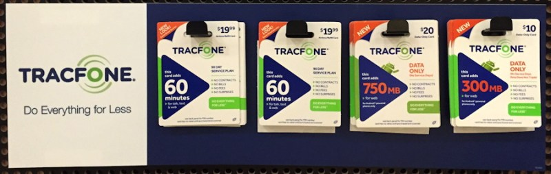 tracfone calling prepaid cards