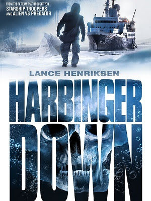 harbinger down 2015 one sheet movie poster