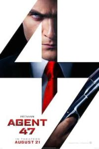 hitman agent 47 one sheet movie poster