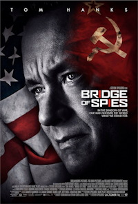 bridge of spies one sheet movie poster