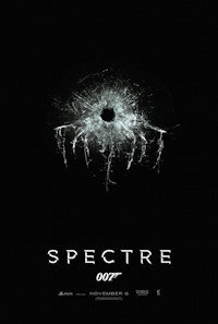 spectre 007 movie poster one sheet