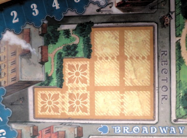 new york 1901 game from above, single block w/ lots