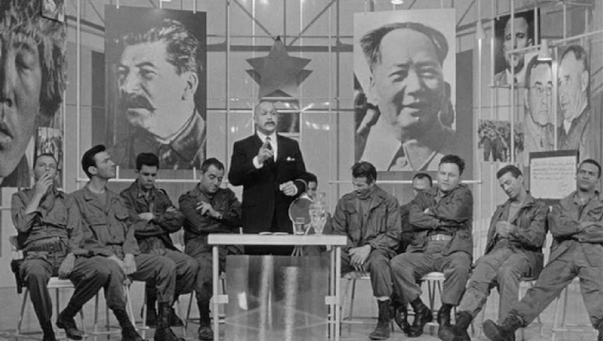 Production still from The Manchurian Candidate (1962)
