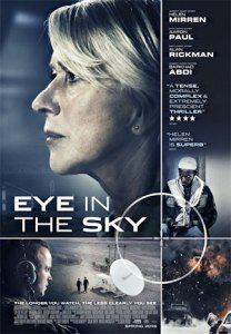 eye in the sky movie poster one sheet