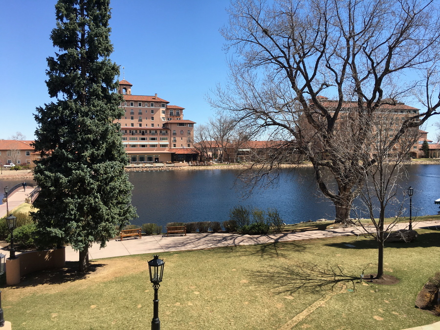 fun and relaxation at the broadmoor five-star hotel colorado springs