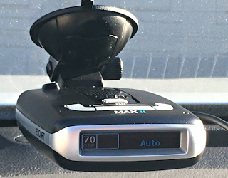 my review escort passport max2 radar detector